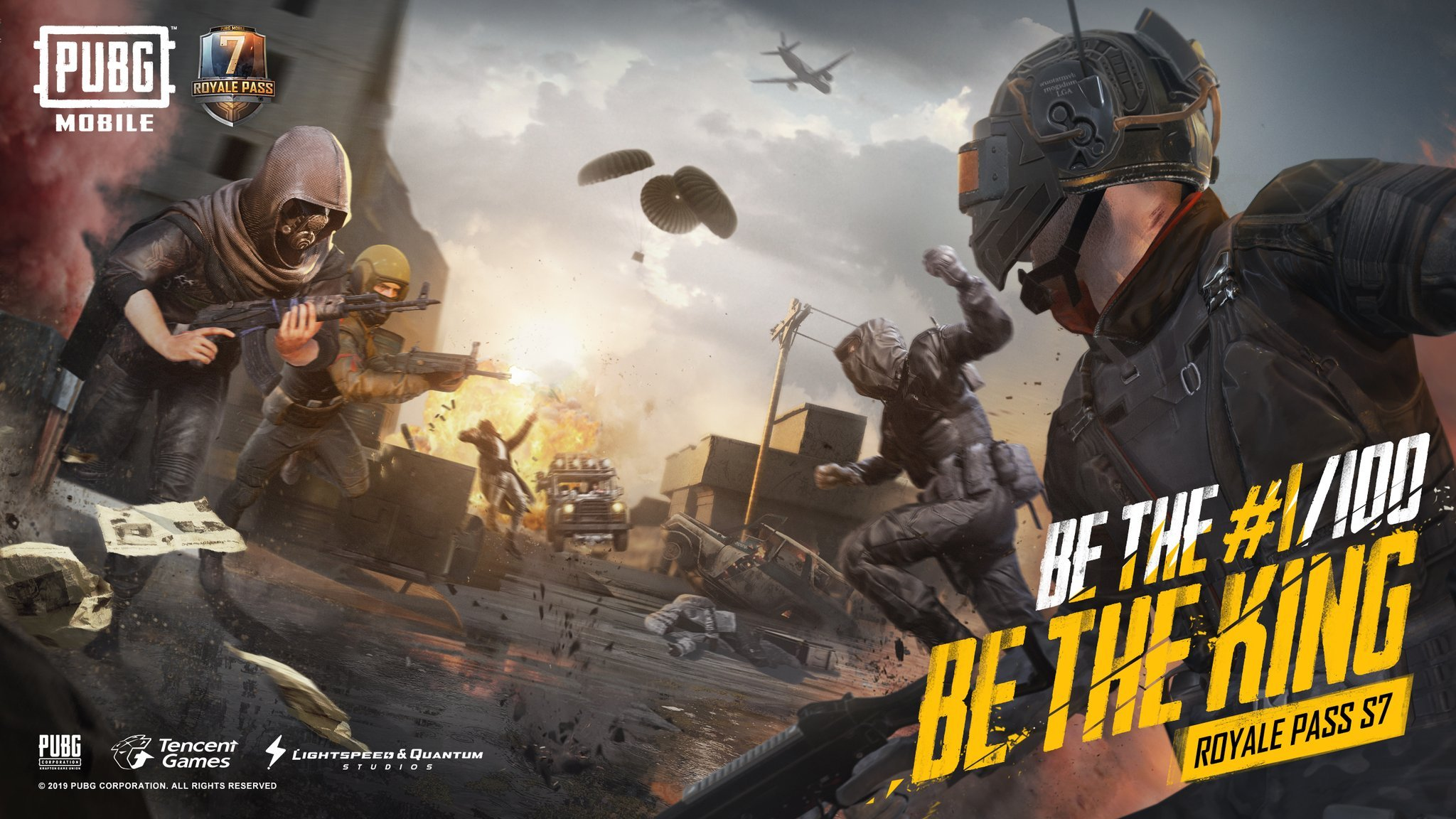 PUBG Mobile' Season 7 Is Here with Patch 0 12 5 Rolling Out