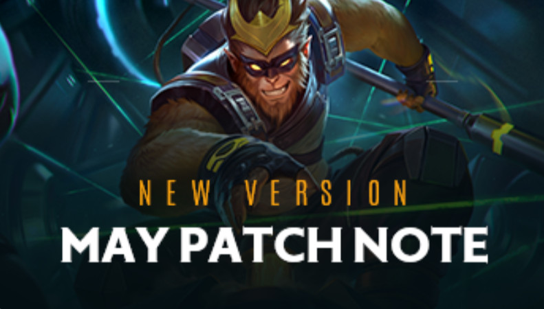 AOV may patch notes