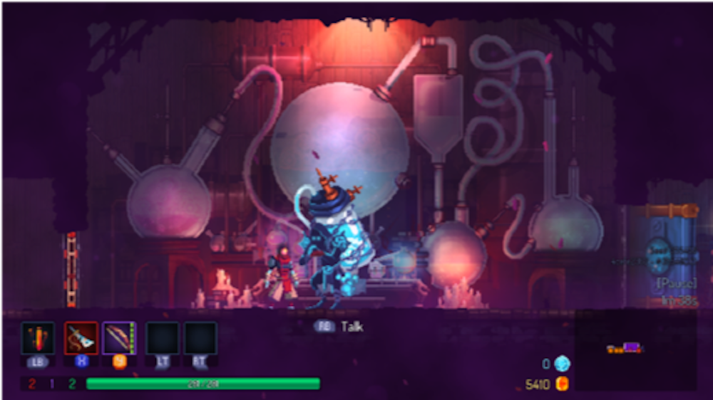 Playdigious Breaks Down the Process of Bringing 'Dead Cells' to