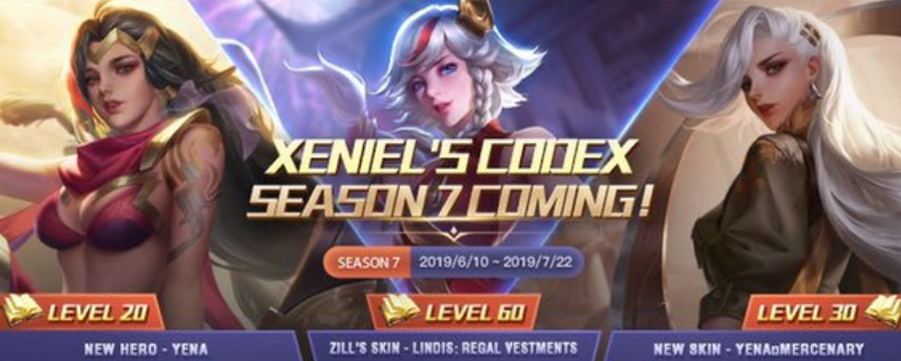 Xeniel's Code Chapter 7 release date