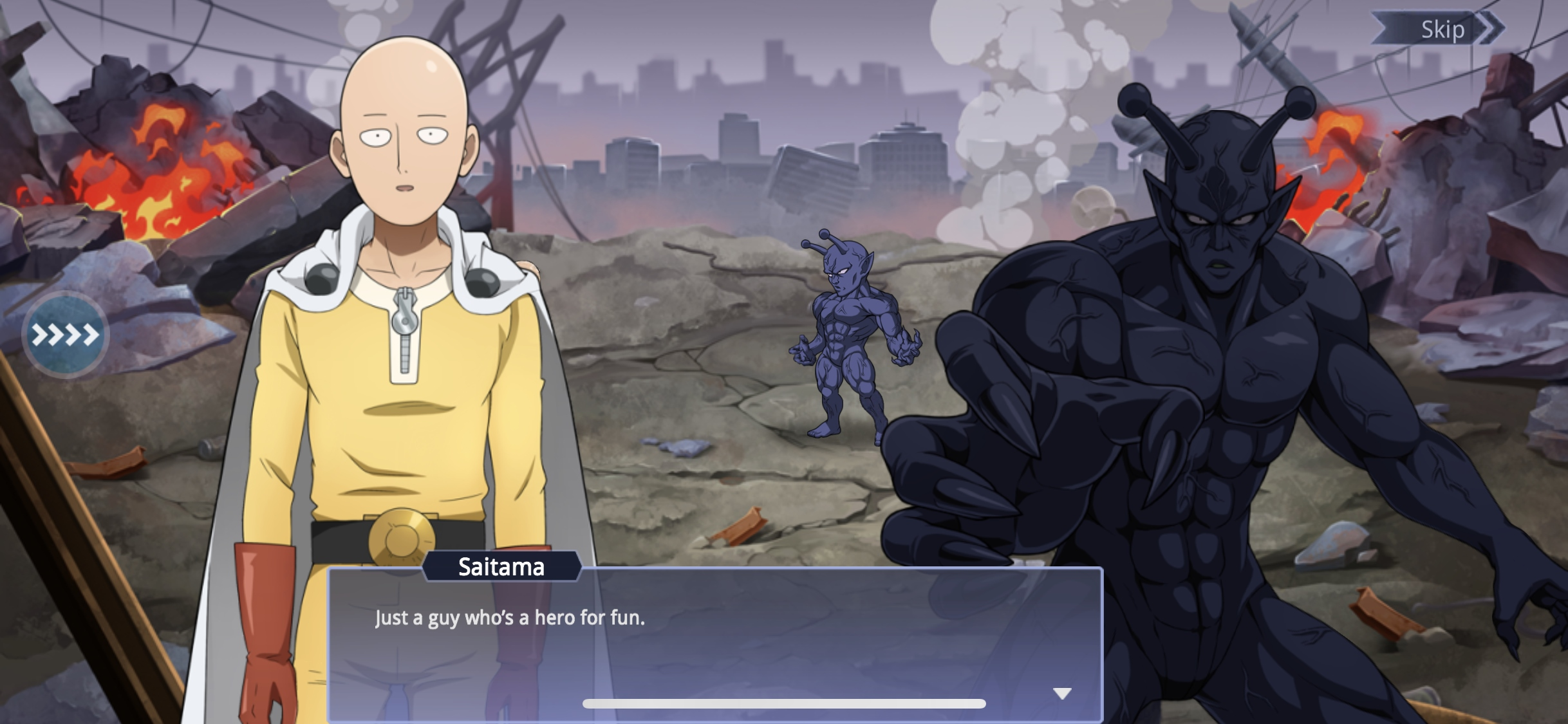 One Punch Man: Road to Hero' Is a New Card RPG from Oasis