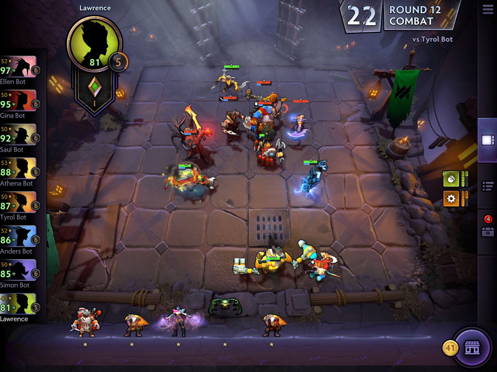 Valve's 'Dota Underlords' Has Finally Arrived on the App Store and