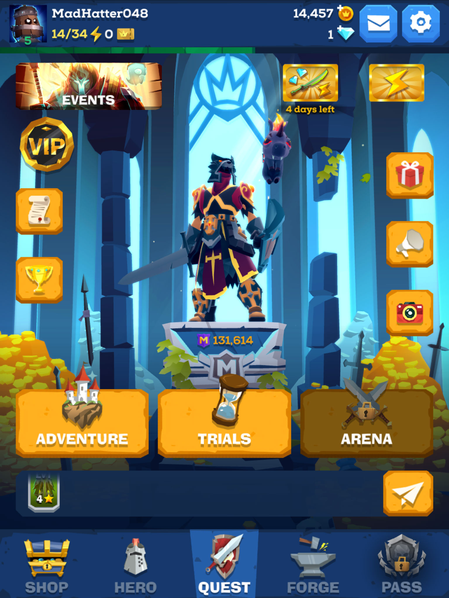 Mighty Quest For Epic Loot' Guide: How to Get the Best Gear for Free