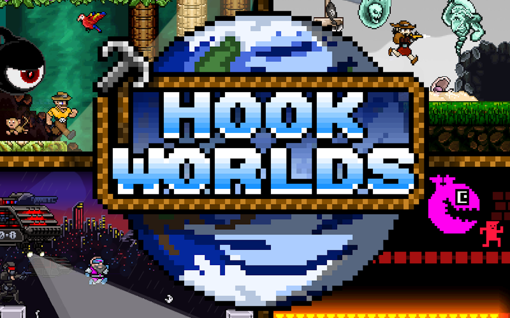 d9892058745c Rocketcat's 'Hook Worlds' is Now Available in GameClub's Early Access  Program