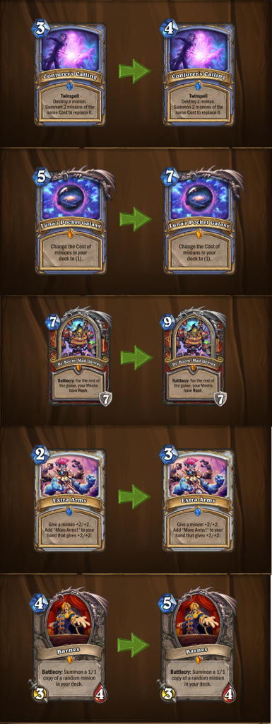 First Wave of Saviors of Uldum Nerfs Announced for