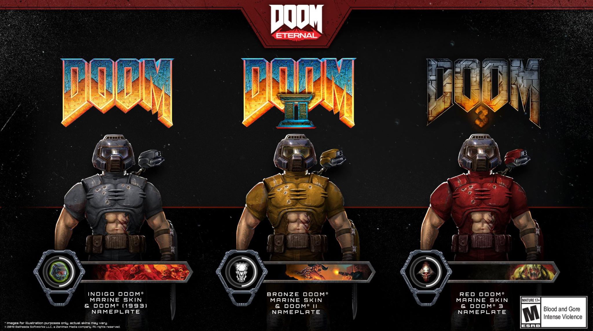 Bethesda Just Updated 'DOOM' and 'DOOM II' to Fix Lighting