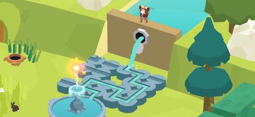 photo of Apple Arcade: 'Down in Bermuda' Review – Puzzles, Exploration, and Orb-Seeking Goodness image