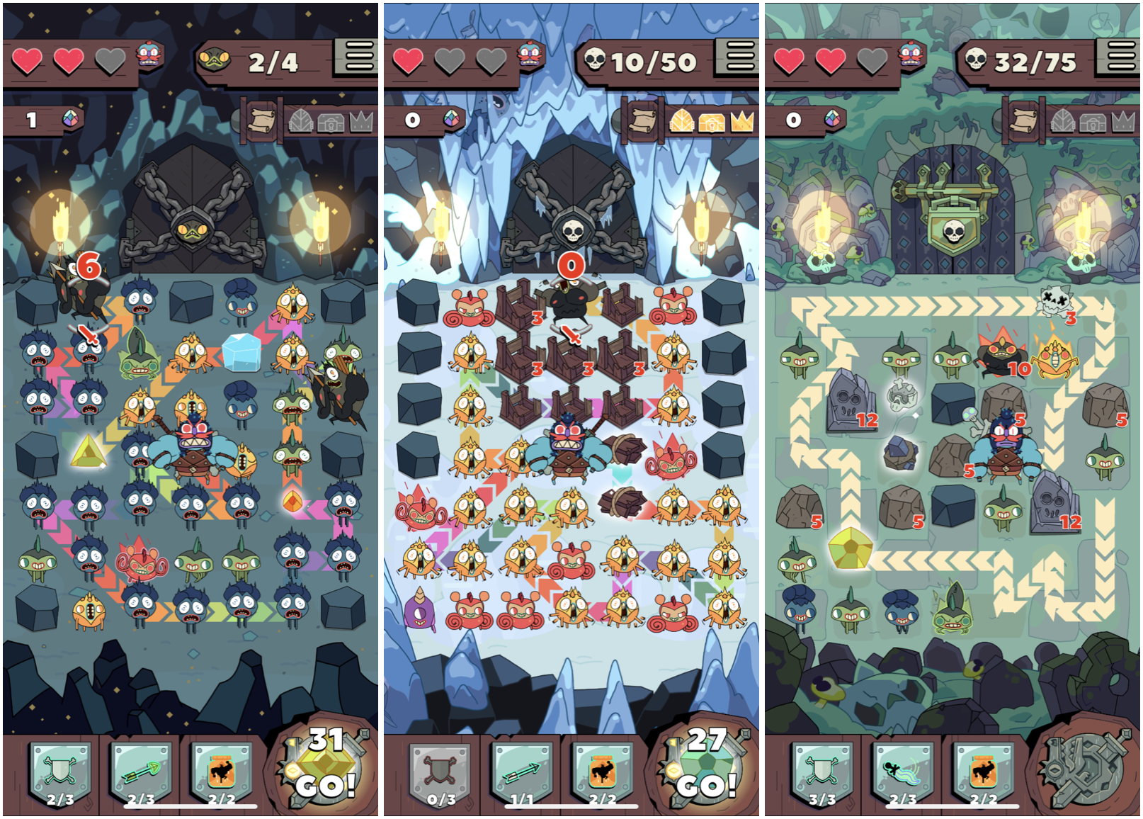 Apple Arcade: 'Grindstone' Review – Not So Grindy, Actually – TouchArcade