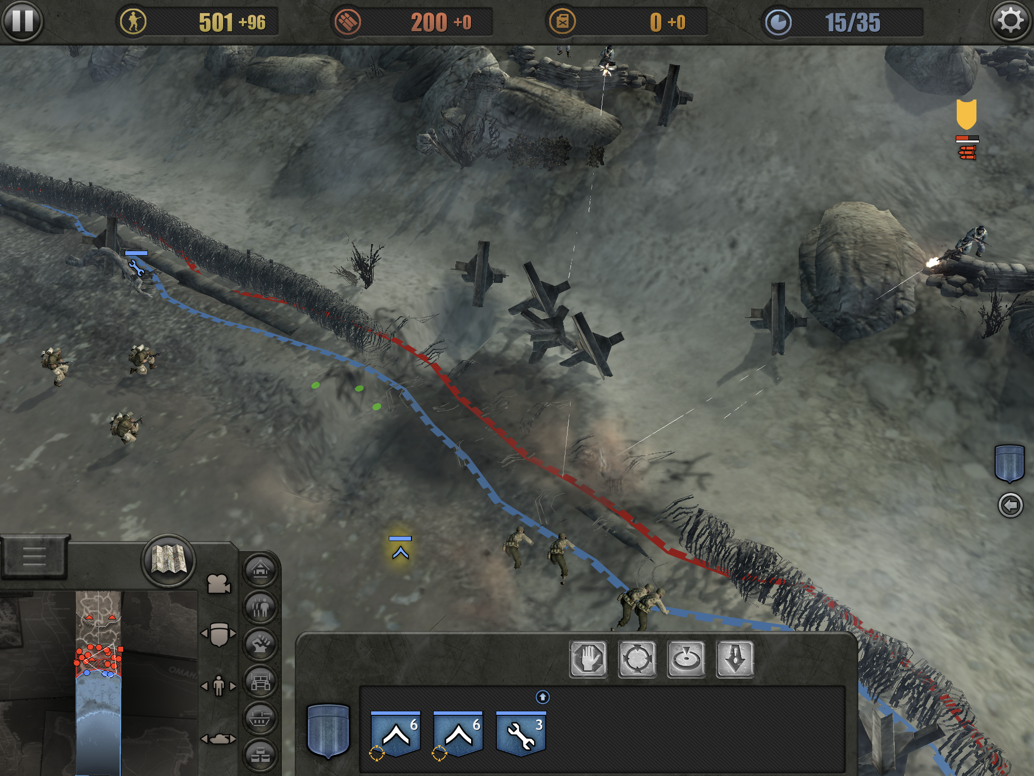 Company Of Heroes For Ipad Review Excellent Portable Real Time
