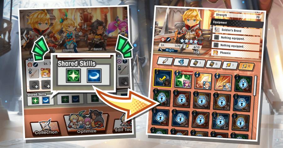 """أصبح """"Dragalia Lost"""" 1.2.0 الآن مباشرًا على نظامي التشغيل iOS و Android مضيفين مهارات مشتركة والنظام الملكي وأحداث الهجوم والمزيد 1"""