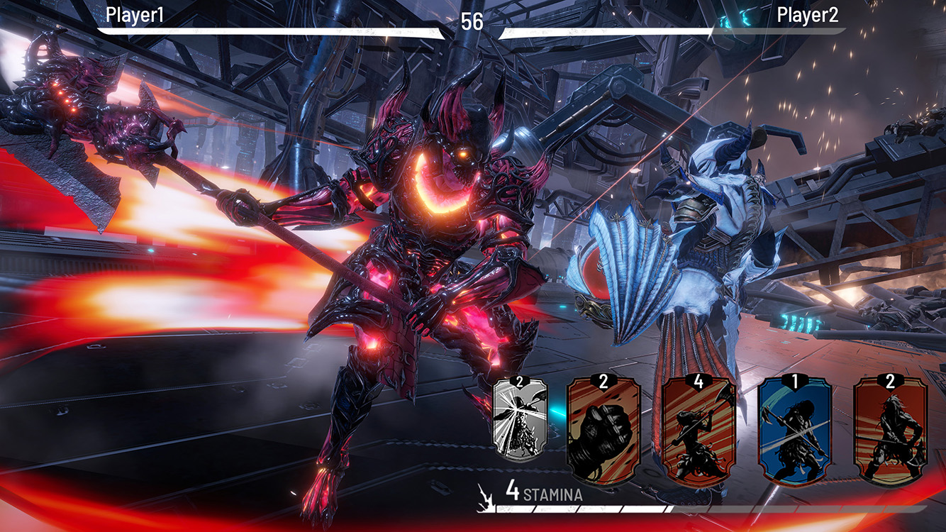 photo of Card-Based Fighting Game 'INVICTUS: Lost Soul' is Soft-Launching (Again) Sometime this Month image