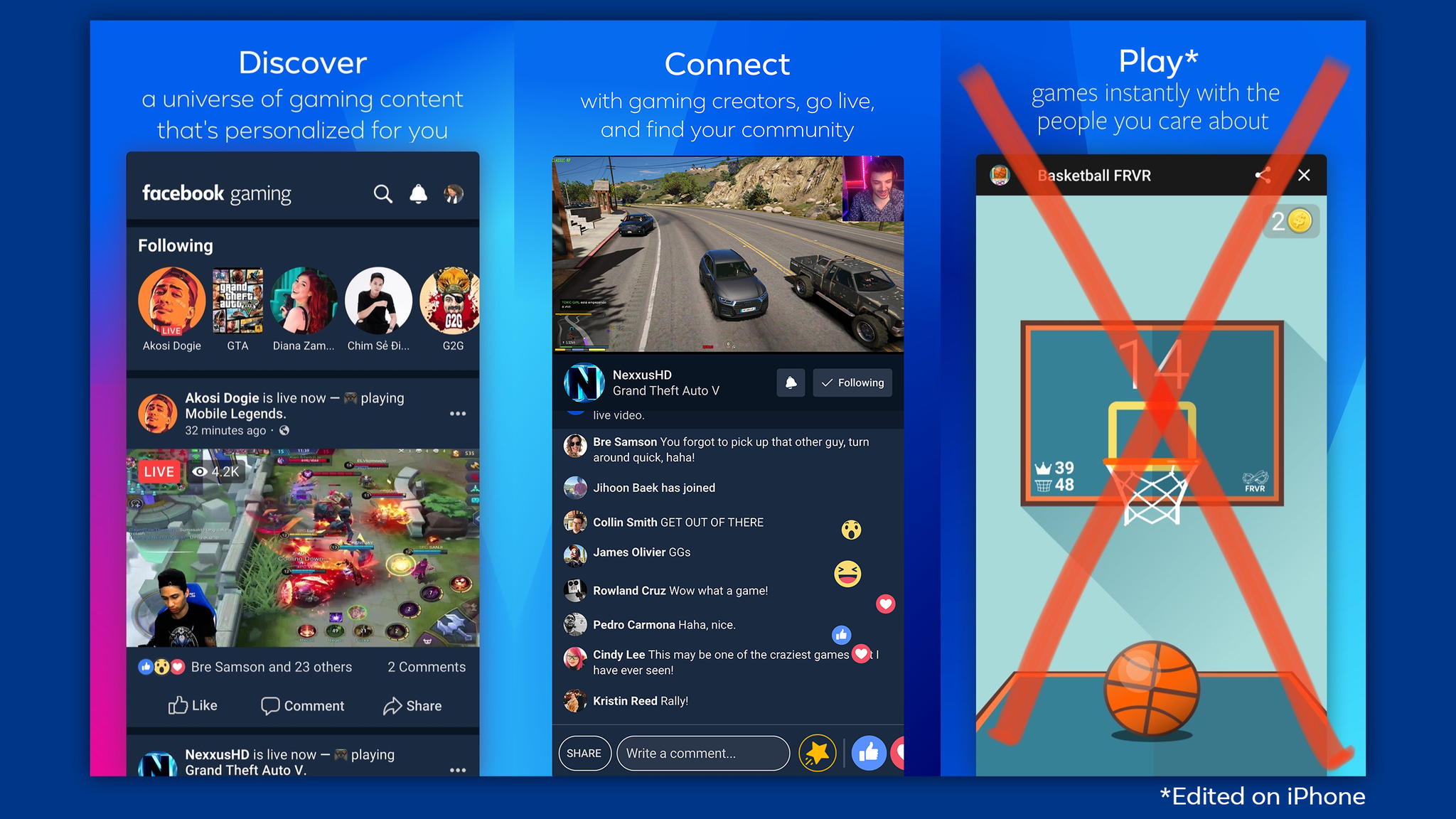photo of Facebook's 'Facebook Gaming' App Has Finally Launched on iOS without Games due to App Store Policies image