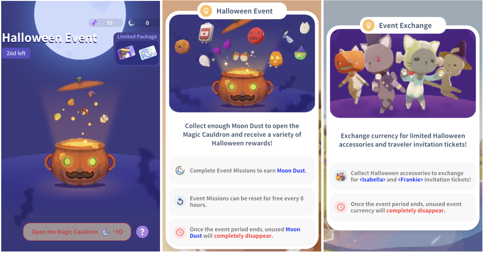 photo of Adorable Idle Game 'Dear My Cat' Running Special Halloween Event image