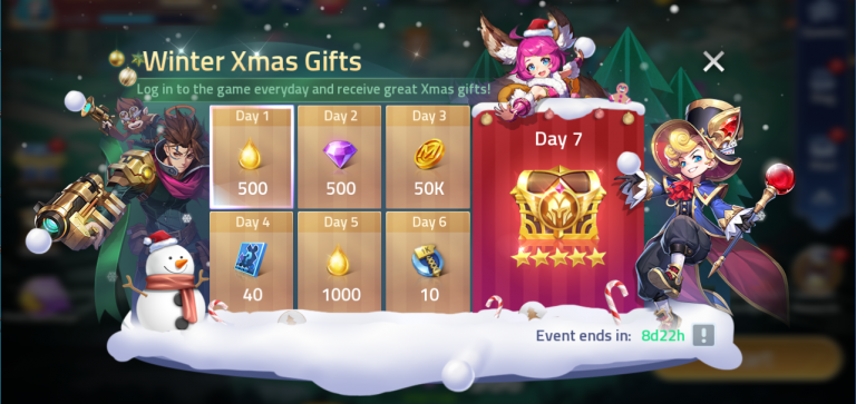 News Join 'Mobile Legends: Adventure' this Holiday Season for a Huge Update of Christmas-Themed Content