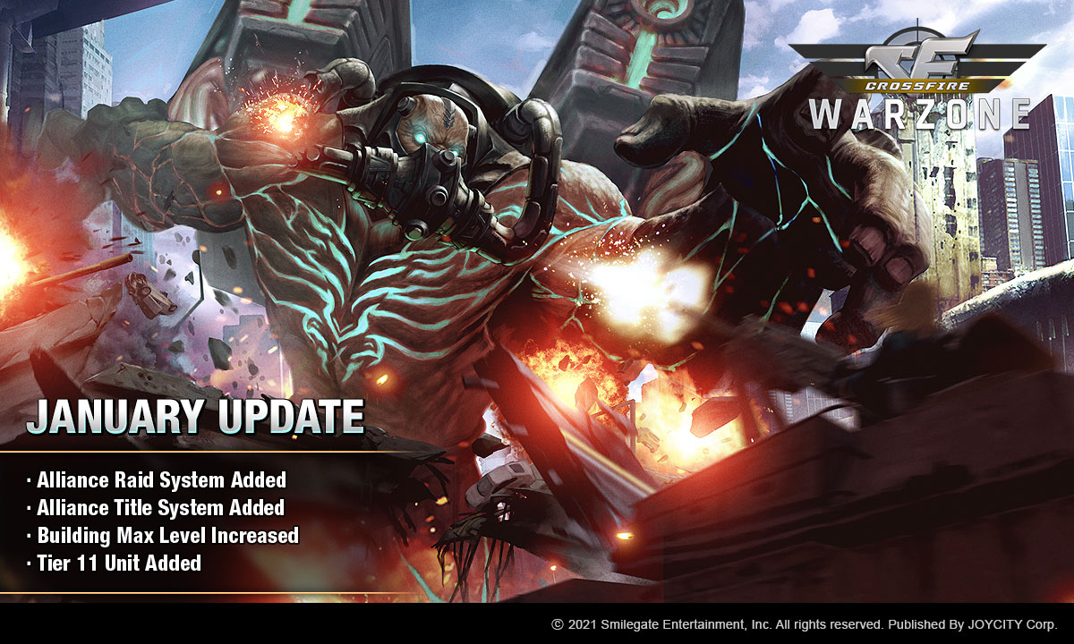 photo of CROSSFIRE: Warzone's Latest Update Introduces a New Alliance Raid System image