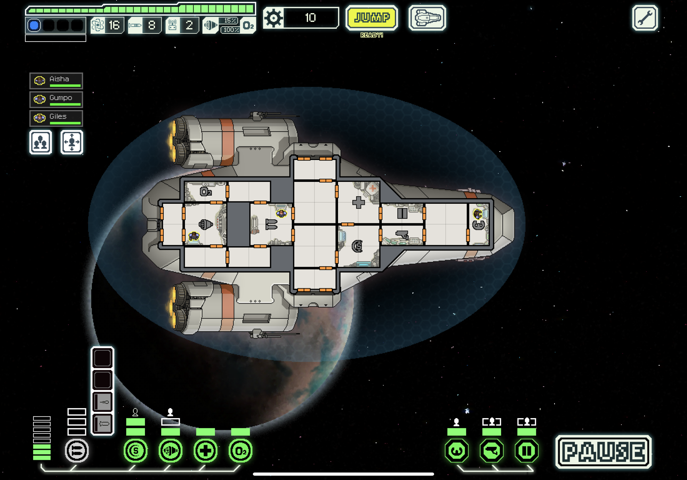 'FTL: Faster Than Light' for iPad Just Got Its First Update in Years Adding Full Screen Support on Newer iPad Models and More