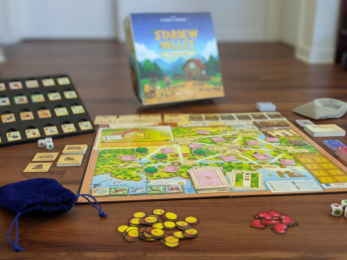 'Stardew Valley' Board Game Adaptation Now Available, 'Stardew Valley' Version 1.5 Still Coming to Mobile