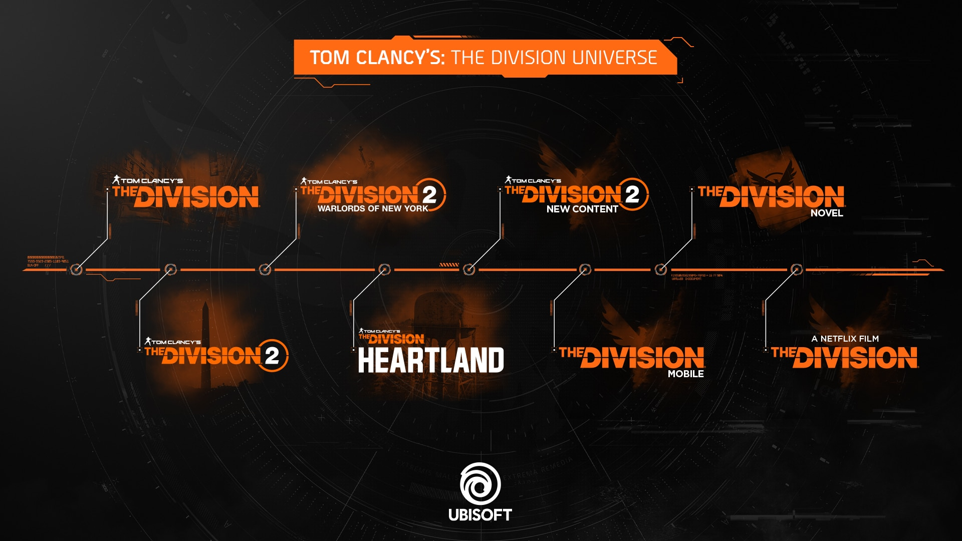 photo of Ubisoft Announces an Upcoming Mobile Game in Their 'The Division' Universe image
