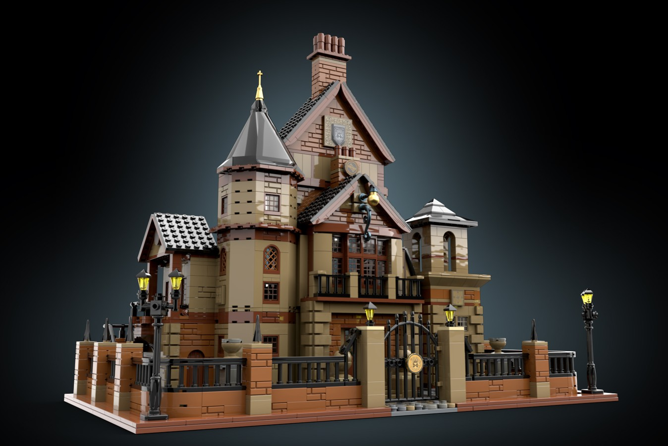 photo of The Dollhouse from 'The Room: Old Sins' is Now an Amazing LEGO Ideas Project image