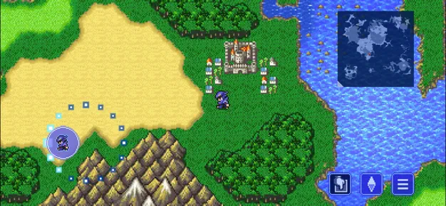 'Final Fantasy IV' Pixel Remaster Review – Reaching for the Moon
