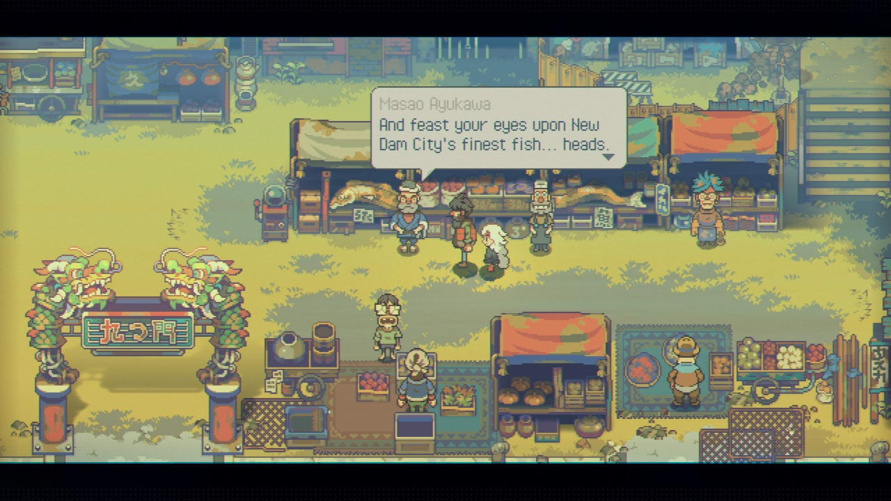 SwitchArcade Round-Up: 'Eastward', 'Razion EX', 'Metallic Child', and Today's Other New Releases and Sales