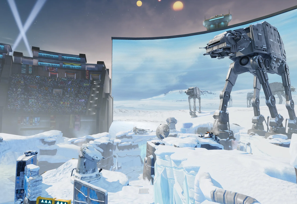 Zynga's Squad-Based Arena Combat Game 'Star Wars: Hunters' Gets New Cinematic Trailer, Now Launching in 2022